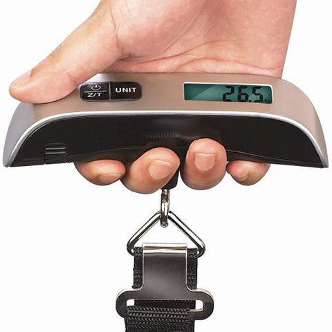 Luggage scale digital weight measuring device