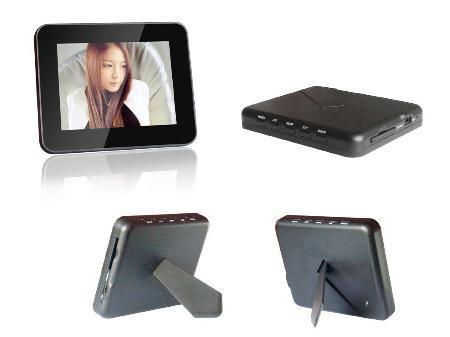 3.5 inch Digital Photo Frame + 2 GB SD card