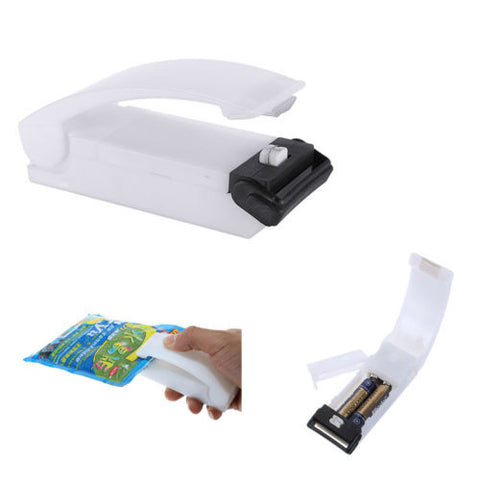 Mini Portable Food Bag Sealing Machine