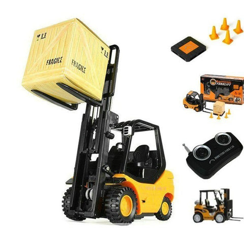 Remote Control Forklift Truck