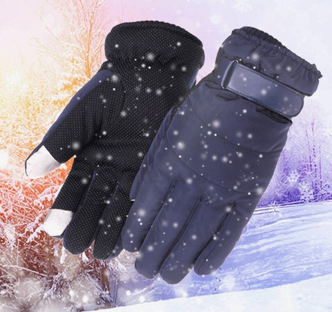 Universal Thick Winter Touch Gloves For Capacitive Touch Screen