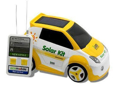 RC Solar Powered Ecomobile