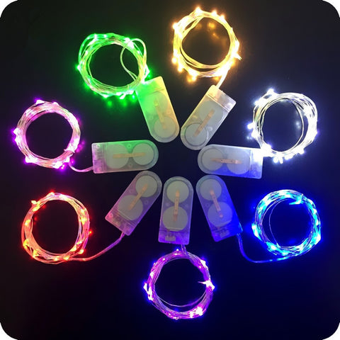 LED Starry String Lights Micro LEDs Copper Wire