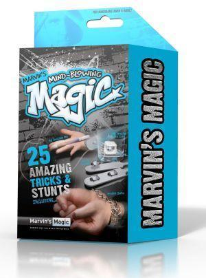 Marvin's Mind Blowing Magic - 25 Amazing Tricks and Stunts