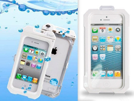 Waterproof Hard Plastic Case Cover for iPhone 5