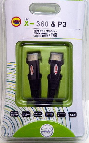 HDMI cable for XBox 360 and PS3 1.80M