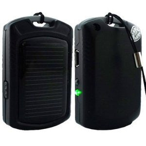 Solar Charger for Mobile Phones & USB Devices