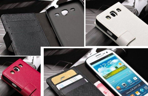 Samsung Galaxy S3 Wallet with credit card slots