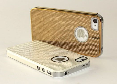 Net mesh Metal Steel cover for iPhone 4