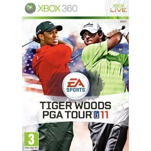 Tiger Woods PGA Tour 11 (Xbox 360) UK PAL