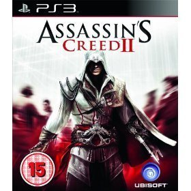 PS3 Assassin's Creed II Playstation 3 Game U.K PAL