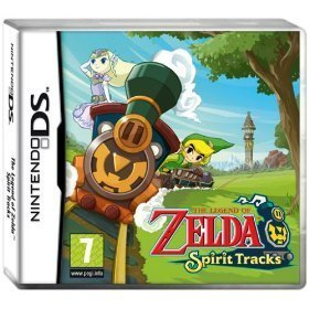 Zelda: Spirit Tracks for Nintendo DS NDS UK PAL