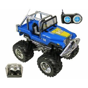 Super Radio Control Series Toy Car Tyrant Mini Monster Truck