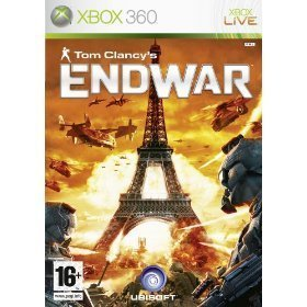 Xbox 360 Tom Clancy's: EndWar U.K PAL