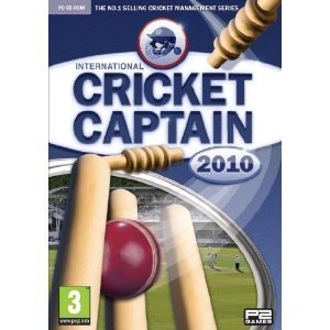 International Cricket Captain 2010 PC UK PAL