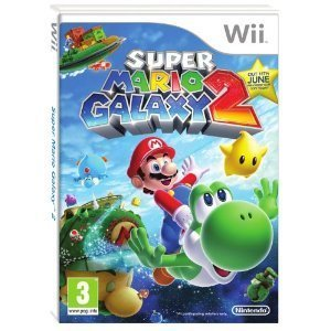Super Mario Galaxy 2 Wii UK PAL