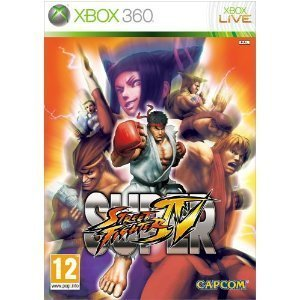Super Street Fighter IV XBOX UK PAL