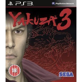 Yakuza 3 PS3 Game U.K PAL