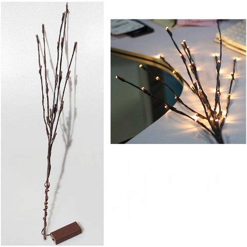 LED Branch Twig Willow Tree Branch Lightning