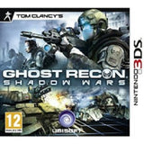 Ghost Recon: Shadow Wars 3DS