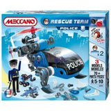 Meccano Police Helicopter