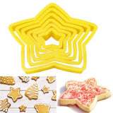 Christmas Tree Cookie Cake Cutters Tool