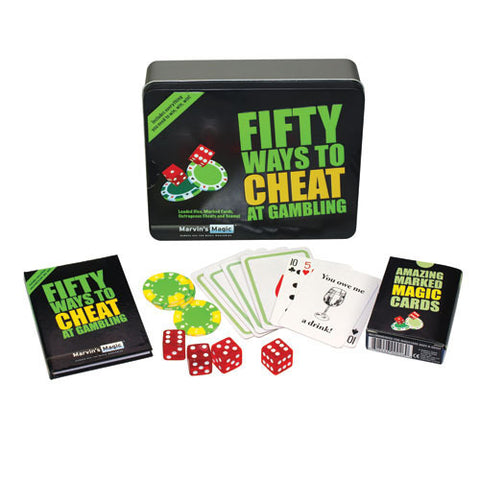 Marvin's Magic Fifty Ways to Cheat at Gambling