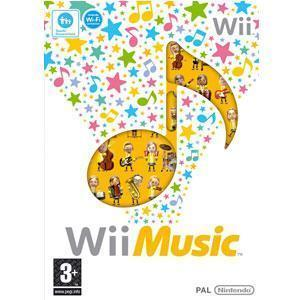 Wii Music Game for Nintendo Wii Console U.K.