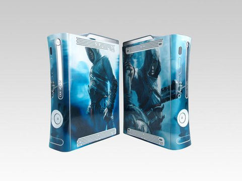Xbox 360 Decals Assassin's Creed Skin with sticker application kit