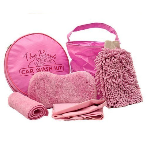 The Pink Car Wash Kit