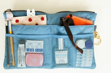 Tidy Handbag Makeup Cosmetic Purse Organizer