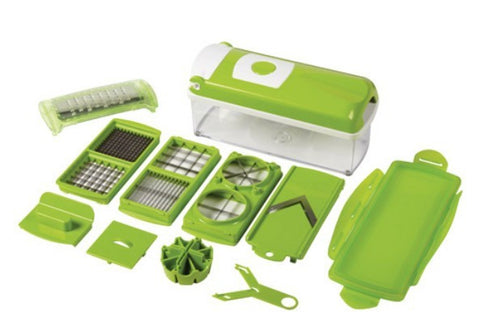 Multifunctional kitchen vegetable cutter chop dicer