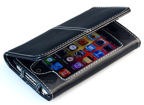 Credit card wallet case for Iphone 4