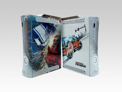 Xbox 360 Decals Burnout Paradise Skin