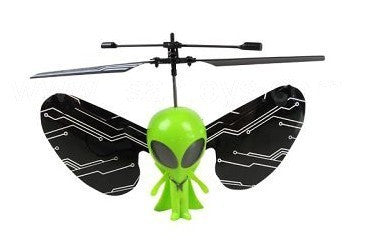 Alien Radio Controlled flyer Infrared UFO Toy
