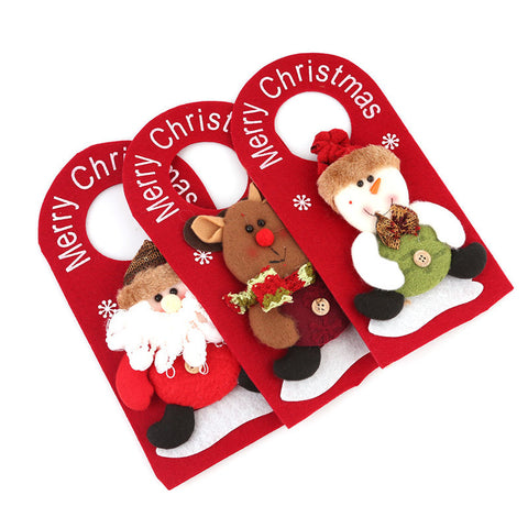 Christmas Door Hanger Decoration for Home