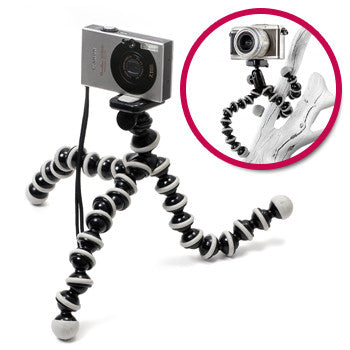 Flexible stand camera holder Flexi Tripod Mount