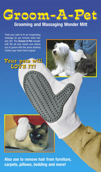 GROOM-A-PET MITT