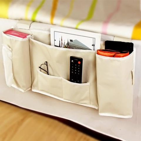 Multifunctional Sofa Organizer Storage Bags