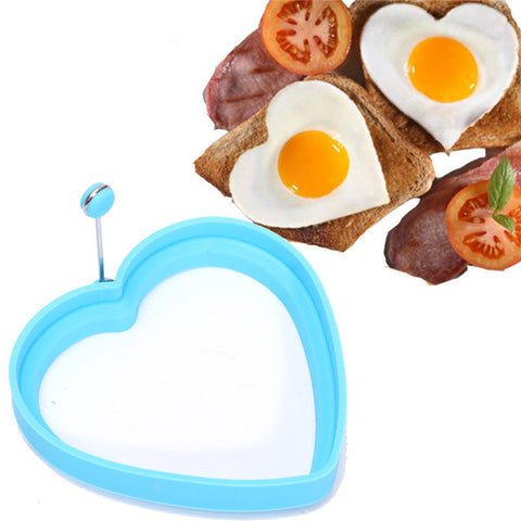 Set of 4 Egg Fun cooking Moulds