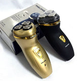 3 Heads Men's rechargeable electric shaver