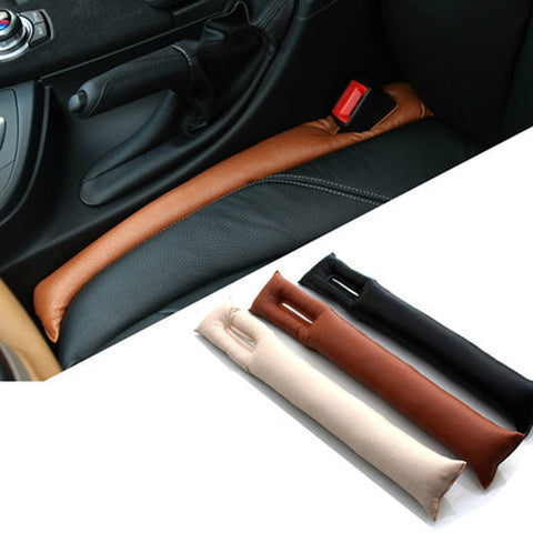 Faux Leather Car Seat Gap Pad Fillers