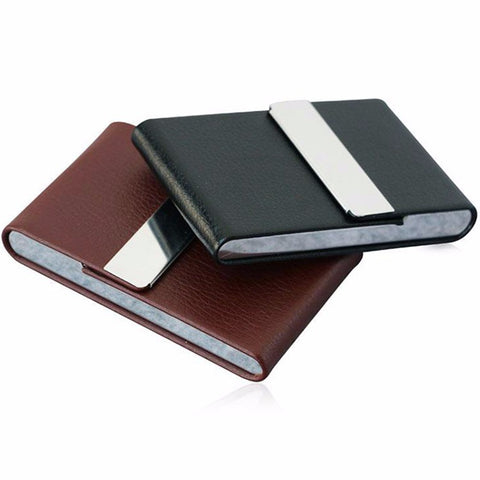 Aluminum Cigarette Tobacco Case Holder