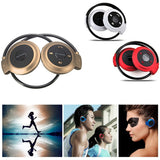 Mini 503 Headphone Music HIFI Bluetooth Stereo Headset Wireless Sports