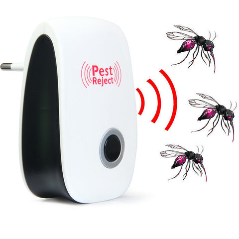 Multi-Purpose Electronic Pest Repeller Ultrasonic Mosquito Rejector