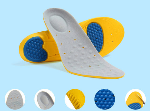 Men and Women Orthotic Arch Support Insoles