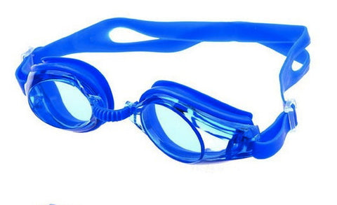 Adult Non-fogging Swim Glasses Adjustable Swimming Goggles UV