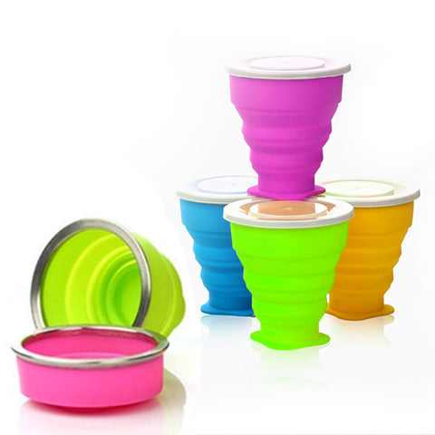 Foldable Portable Water Cup