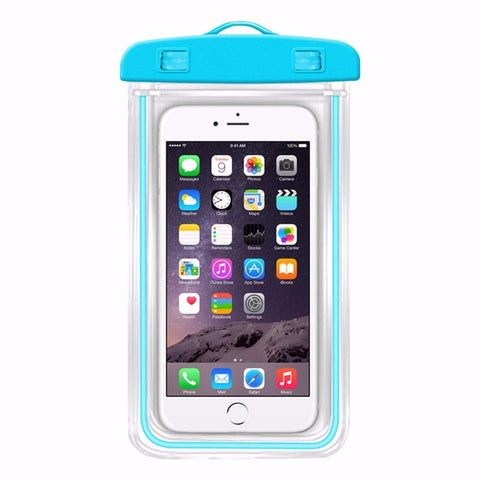 Phone Waterproof Sealed Transparent Bag