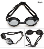 Adult Mirrored Swimming Goggles UV